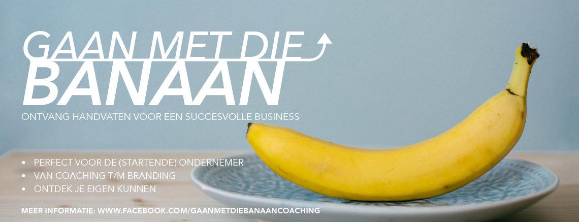 """Gaan met die banaan"" Workshop - wegens succes nog een keer!"